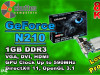 Grafika GeForce N210 1GB DDR3