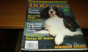 Dog World - Oktobar 1998.
