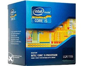 Procesor i5 2500 K Intel