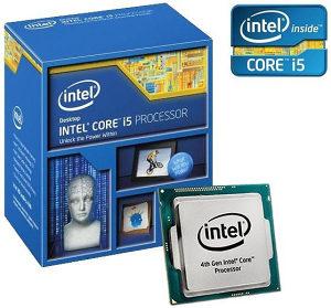 Procesor i5 2500 Intel