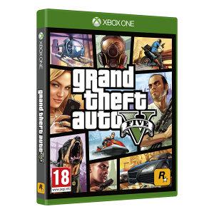 Grand Theft Auto V (Xbox One) GTA 5