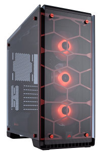 Corsair Crystal 570X Novo!!!