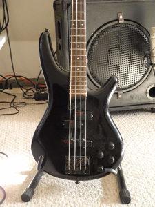 Bas gitara ibanez sdgr 800 japan