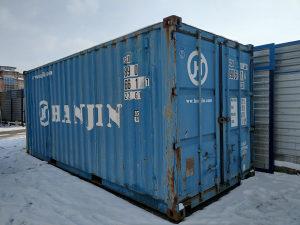 Skladišni kontejner 6m + struja