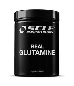 SELF OMNINUTRITION REAL GLUTAMINE 500g