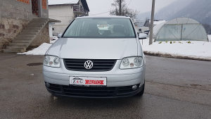 VW Touran 1.9TDI/77kw 2006g.p.-TOP STANJE!!!