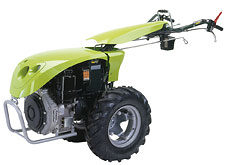MOTOKULTIVATOR GREEN 12,2 KS LABINPROGRES ELEKTRO START
