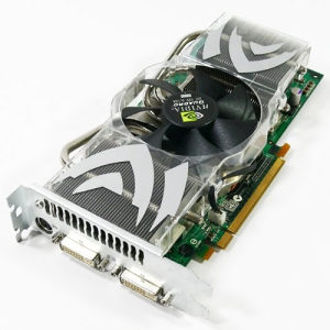 Nvidia FX 4500 512MB/HP