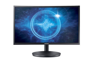 "Monitor SAMSUNG Curved LED 23.5"" C24FG70FQU"