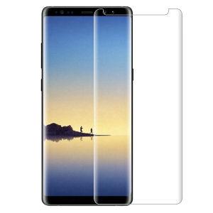 Samsung Note 8 zakrivljeno zastitno staklo full