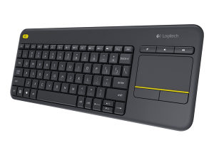 LOGITECH K400 Plus Wireless Touch Tastatura Smart TV