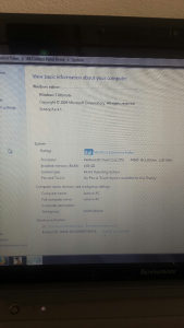 Laptop Lenovo G550......064/403-5-363
