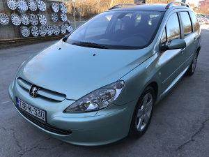 Peugeot 307 2.0 Hdi 79 kw 2004 god*Reg*