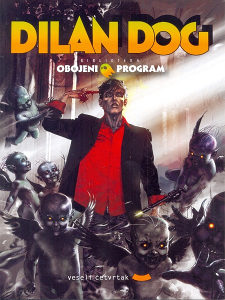Obojeni program 19: Dylan Dog, Dilan Dog (VČ, GLANC)