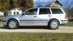 Golf 4 1.9 TDI karavan 66kw 90ks 2002 GOD REGISTROVAN