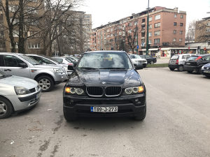 BMW X5 3.0i PLIN facelift
