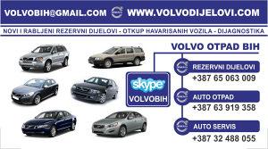 Kupujem Volvo automobile