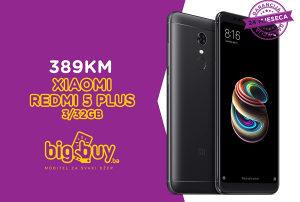 XIAOMI REDMI 5 PLUS 3GB/32GB EU - www.bigbuy.ba