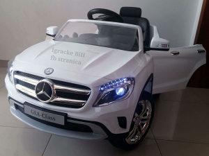 Auto na akumulator autic Mercedes GLA 12V R/C NOVO