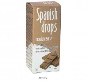 Španske kapi Čokolada 15ml Sex Shop LoveStories