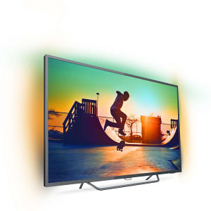 "Philips 4K 65"" UltraHD TV 65PUS6262 AMBILIGHT Smart"