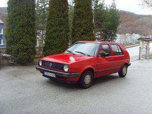 Golf 2 1.6 diesel
