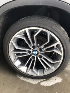 ALU FELGE 18 SA GUMAMA BMW X1 ILMA