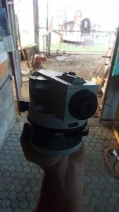 Laser za prenosenje visina ( ZEISS NI 50 )