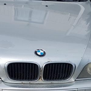 gril bmw e39 facelift 065760399