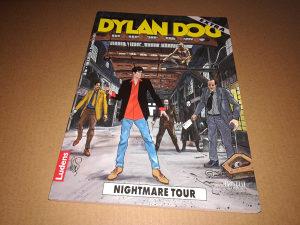 Dylan Dog Ludens extra broj 111 Nightmare tour