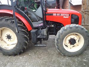 prodajem traktor zetor 6341