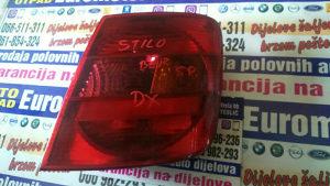 Stop lampa desna Fiat stilo limuzina dijelovi