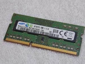 DDR3 ram 4gb za laptop