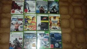 XBOX 360 igre