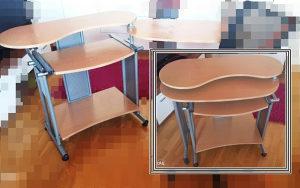 Radni i kompjuterski stol na razvlacenje JYSK