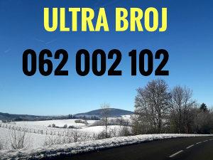 Ultra broj 062 002 102