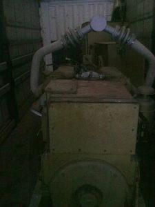 Agregat za struju Uljanik Deutz