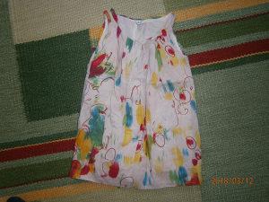 Divna ljetna haljinica,marke Zara.Broj 104