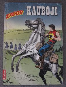 Zagor 211 - Kauboji (Ludens)