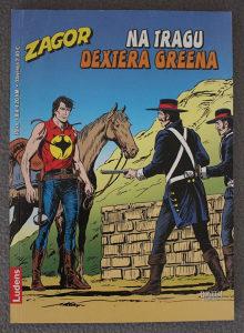 Zagor 244 - Na tragu Dextera Greena (Ludens)