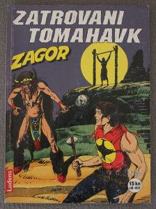 Zagor 78 - Zatrovani tomahavk (Ludens)