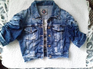 preljepa kratka jaknica teksas