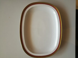 Tanjur oval Lagenthal 30 cm
