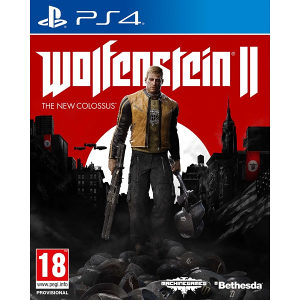 Wolfenstein II: The New Colossus PS4 DIGITALNA IGRA