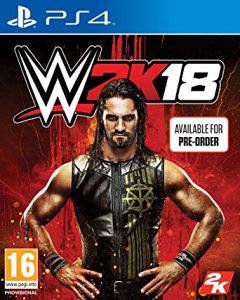 WWE 2K18 PS4 DIGITALNA IGRA-STALNO DOSTUPNO