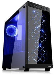 MSG Voyager C-0031-17 AMD Ryzen™ 7 1800X 256GB + 1TB