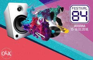 EXIT Festival 84 Jahorina - dvije karte