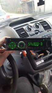 Auto Radio Clarion CZ101EG mp3