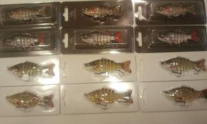 varalice za ribolov multi jointed