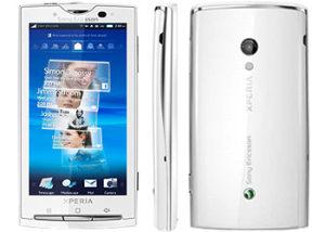 Sony Xperia X10i za dijelove